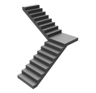 L Shaped Stairs Advantages and Disadvantages
