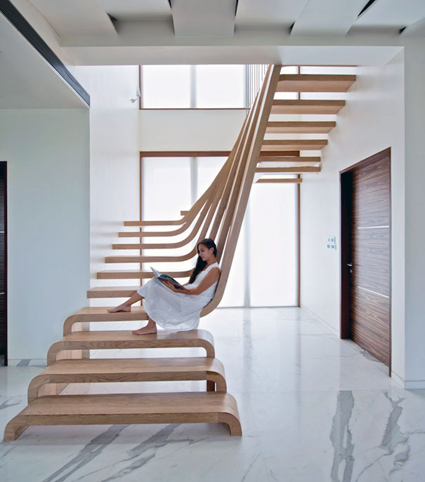 Beautiful modern stairs designs