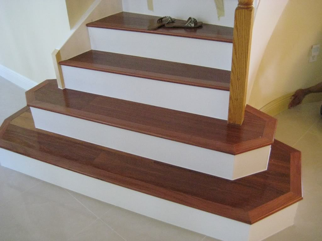 Laminate Flooring On Stairs How to Install Laminate Flooring