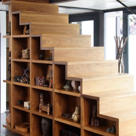 Storage-staircase