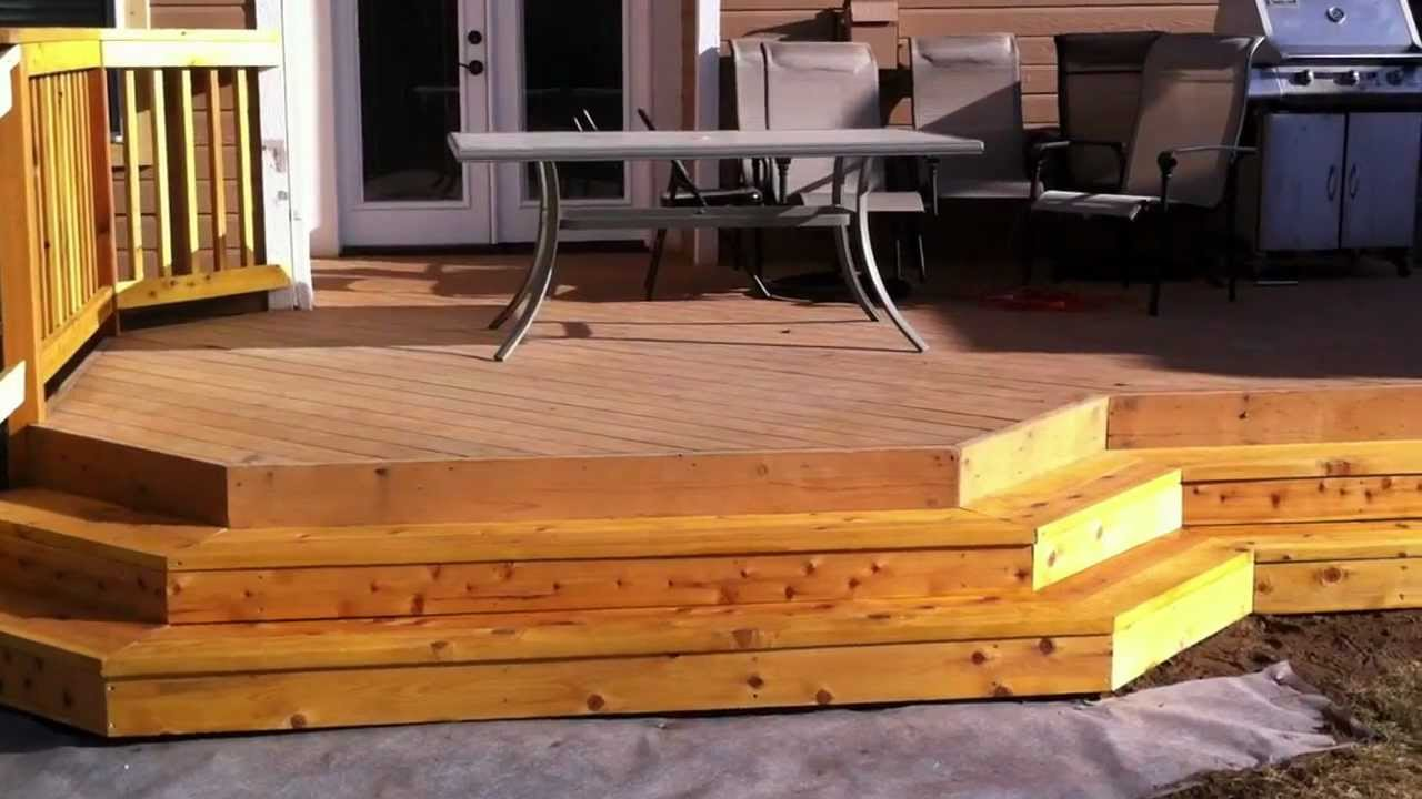 How To Build Deck Stairs And Steps – StairsIdeas.com